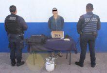 Donovan, arma de fuego, cartuchos, útiles, percutidos, Ministerio Público, SSP, SSC, agresión, elementos, detención, vecinos, Código Rojo, Nota Roja, Puebla, Noticias