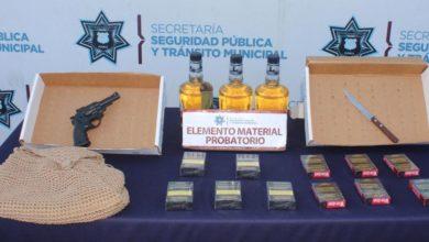 Robo a Oxxo, bandas, deasrticuladas, sujetos, arma punzocortante, pistola, empleado, SSC, Código Rojo, Nota Roja, Puebla, Noticias