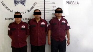 SSC, San Pedro Cholula, empresa de valores, Seguritec Transporte de Valores, empleados, Ministerio Público