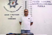 portación ilegal, arma de fuego, bebidas embriagantes, ingesta, César Julio, FGE, elementos, Código Rojo, Puebla, Nota Roja, Noticias