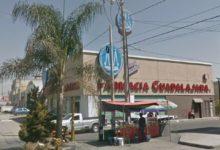 Farmacias Guadalajara, robo, asalto, Guadalupe Hidalgo, Secretaría de Seguridad Ciudadana, Policía Municipal, SUMA, paramédicos, agraviados, denuncia