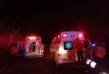 choque, accidente, vial, rebasar, FGE, traslado, hospital, invasión de carril, Ajalpan, Código Rojo, Nota Roja, Puebla, Noticias