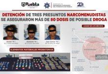 Secretaría de Seguridad Ciudadana, GIP, vía pública, marihuana, cocaína, Ministerio Público, delitos contra la salud