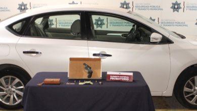 robo de vehículo, persecución, Las Hadas, Volcanes, detenidos, Policía Municipal, SSC