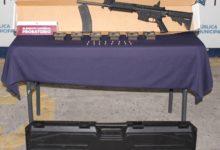Secretaría de Seguridad Ciudadana, Las Cuartillas, La Pedrera, Hummer, fusil AR-15, cartuchos, Ministerio Público