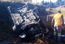 accidente, atropellados, choque, volcadura, Castillotla, autopista Amozoc-Perote, Policía Municipal, detenido, alcoholizado, lesionados