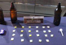 SSC, delitos contra la salud, Xonaca, bebidas embriagantes, crack, dosis, reporte de robo, vehículo, Fuerzas Municipales