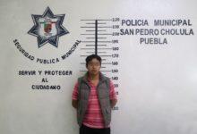 Policía Municipal, San Cristóbal Tepontla, Chevrolet Beat, huellas, Plataforma México, Fiscalía General del Estado, fuga