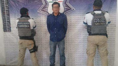 detenido, Bulevar 5 de Mayo, transporte público, robo, afectado, teléfono celular, Código Rojo, Nota Roja, Puebla, Noticias, Puebla