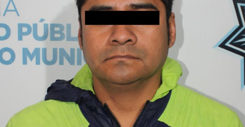 Fiscalía General del Estado, SSC, robo, casa habitación, DERI, Lomas de Castillotla, Policías Municipales, Grupo K9