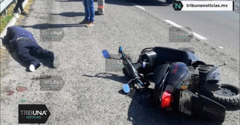 FGR, asalto, San Martín Texmelucan, motocicleta, camioneta, armas de fuego, Guardia Nacional, paramédicos, Capufe