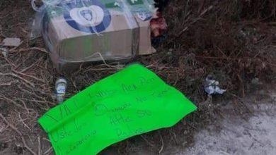 descuartizado, restos humanos, colonia 3 de Mayo, San Aparicio, Los Oaxacos, Los Sinaloa, venta de droga