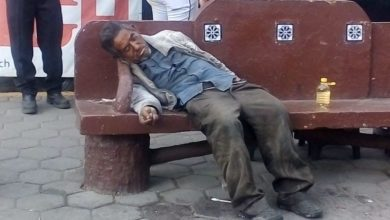 congestión alcohólica, muerto, hombre, bebidas alcohólicas, parque, San Felipe Hueyotlipan, Código Rojo, Puebla, Noticias, Nota Roja