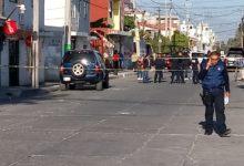 arma de fuego, cadáver, San Felipe Hueyotlipan, camioneta, ejecución, occiso, casquillo, cartucho, fuga, puente