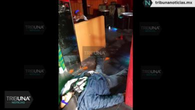 enfrentamiento, bar, Santa Cruz Buenavista, Bar Caza, disparos, ajuste de cuentas, narcomenudeo, Código Rojo, Nota Roja, Puebla, Noticias