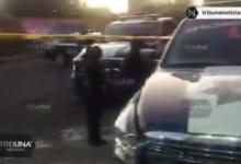 ejecutado, SSC, FGE, paramédicos, SUMA, baleado, cabeza, disparo, arma de fuego, autopista México-Puebla, Código Rojo, Nota Roja, Puebla, Noticias