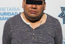 detención, sujeto, arma de fuego, sin licencia, Periférico Ecológico, lateral, SSC, bebidas embriagantes, Código Rojo, Puebla, Noticias