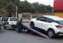 Coronango, vehículo, reporte de robo, REPUVE, Ministerio Público, Camino Real, camioneta
