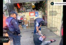 golpeado, hombre, tercera edad, sujetos, duplicado, llave, cerrajero, Centro Histórico, Puebla, Noticias, Código Rojo, Nota Roja