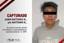 detienido, Estado de México, Tlaxcala trasladado, homicidio calificado, agravio, padre, PGJE, Código Rojo, Nota Roja, Noticias