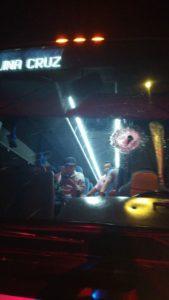 piedra, arrojar, sujetos, intento de asalto, sangrado abundante, autopista México-Puebla, Autopista Puebla-Orizaba, traslado, hospital, usuarios, Acatzingo, Código Rojo, Nota Roja, Puebla, Noticias
