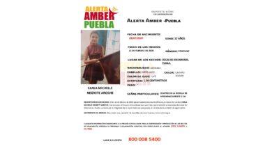 Alerta Ámber, FGE, Izúcar de Matamoros, Código Rojo, Nota Roja, Puebla, Noticias