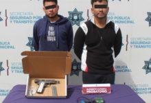Policía Municipal, arma de fuego, Estrategia Blindaje, Carpeta de Investigación, DERI, automóvil