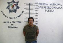Ricardo, FGE, arma de fuego, apuntar, elemento, SSC, Policía Montada, neutralizado, desarmar, Código Rojo, Nota Roja, Puebla, Noticias
