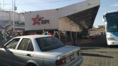 Central de autobuses, San Martín Texmelucan, Estrella Roja, hombres, armados, dinero en efectivo, cajas registradoras, empleados, Código Rojo, Nota Roja, Puebla, Noticias