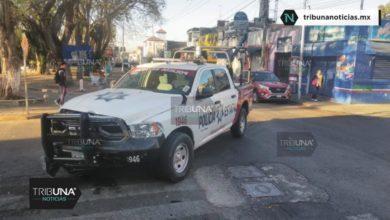 choque, luz verde, semáforo, peritos, Código Rojo, Nota Roja, Puebla, Noticias