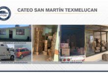 FGE, tractocamión, Texmelucan, San Jerónimo Tianguismanalco, pañales desechables, Mercancía
