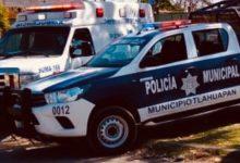 Atropellamiento, bebé, vehículo, maniobra, ambulancia, traslado, Santa Rita Tlahuapan, presidencia, Código Rojo, Nota Roja, Puebla, Noticias