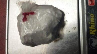 Narcomenudistas, Cuautlancingo, SSP, drogas, cristal, cocaína, sustancias, protocolos policiacos