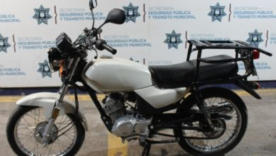 colonia Sedq Monsanto, robo, motocicleta, pareja, hombre mujer, arma de fuego, amagar, Código Rojo, Nota Roja, Puebla, Noticias