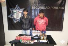 SSC, detención, dos, hombres, integrantes, Los Matute, banda delictiva, robo a tiendas de conveniencia, Código Rojo, Nota Roja, Puebla, Noticias