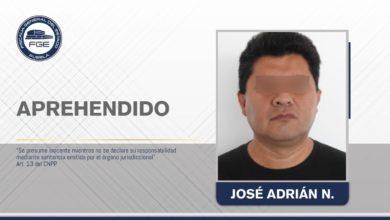 estupro, víctima, hija, pareja sentimental, embarazada, engaños, José Adrián, FGE, detenido, Código Rojo, Nota Roja, Puebla, Noticias