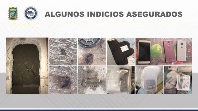 ASEGURAN TRES INMUEBLES RELACIONADOS CON CUÁDRUPLE HOMICIDIO EN XALMIMILULCO