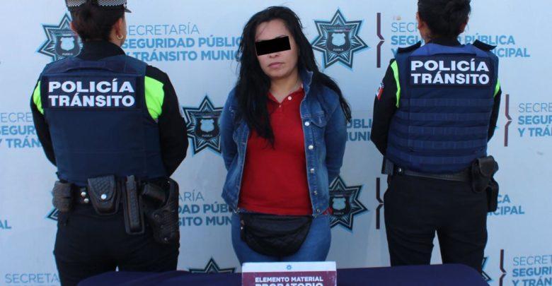 detención, mujer, transporte público, Ministerio Público, RUTA, carpeta de investigación, Código Rojo, Nota Roja, Puebla, Noticias