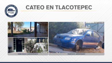 FGE, cateo, Tlacotepec, VW Jetta, autoridad judicial, víctima, robo