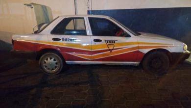 Santa Cecilia, taxi sin placas, 911, persecución, recorridos de seguridad, autoridades ministeriales, Tehuacán, dinero, asalto