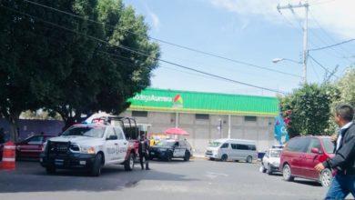 XXV Zona Militar, Aurrerá, SSC, 911, dinero en efectivo, robo, cajas, Código Rojo, Nota Roja, Puebla, Noticias