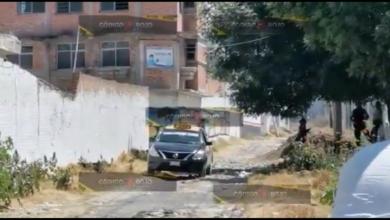 taxista, FGE, homicidio, Santa María Xonacatepec, Código Rojo, Nota Roja, Puebla, Noticias