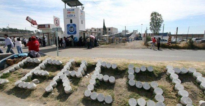 cateo, Cereso, San Miguel, SSP, saldo desconocido, Código Rojo, Nota Roja, Puebla, noticias