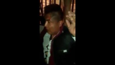 detenido, golpeado, ladrón, Belisario Domínguez, vecino,s tienda, Oxxo, Código Rojo, Nota Roja, Puebla, Noticias