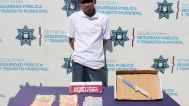 calle 6 Norte, Oxxo, asalto, hombre, objeto punzocortante, antecedentes penales, Código Rojo, Nota Roja, Puebla, Noticias