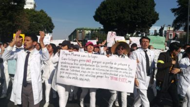 Manifestaciones, BUAP, alumnos Fiscalía General del Estado, justicia, exigencia, Código Rojo, Nota Roja, Puebla, Noticias
