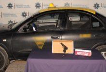 San Francisco Totimehuacán, arma de fuego, portación ilegal, antecedentes penales, Ministerio Público, Código Rojo, Nota Roja, Puebla, Noticias