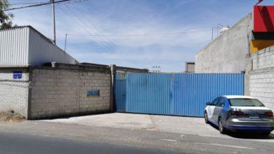 La Ciénega, muerto, zona industrial, caída, joven, trabajador, Código Rojo, Nota Roja, Puebla, Noticias