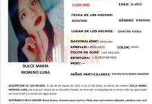 Alerta Ambar, Dulce María, menor de edad, Código Rojo, Nota Roja, Puebla, Noticias