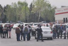 Angelópolis, cuentahabiente, robo, armas de fuego, escolta, dinero, estacionamiento, pánico, Policía Estatal